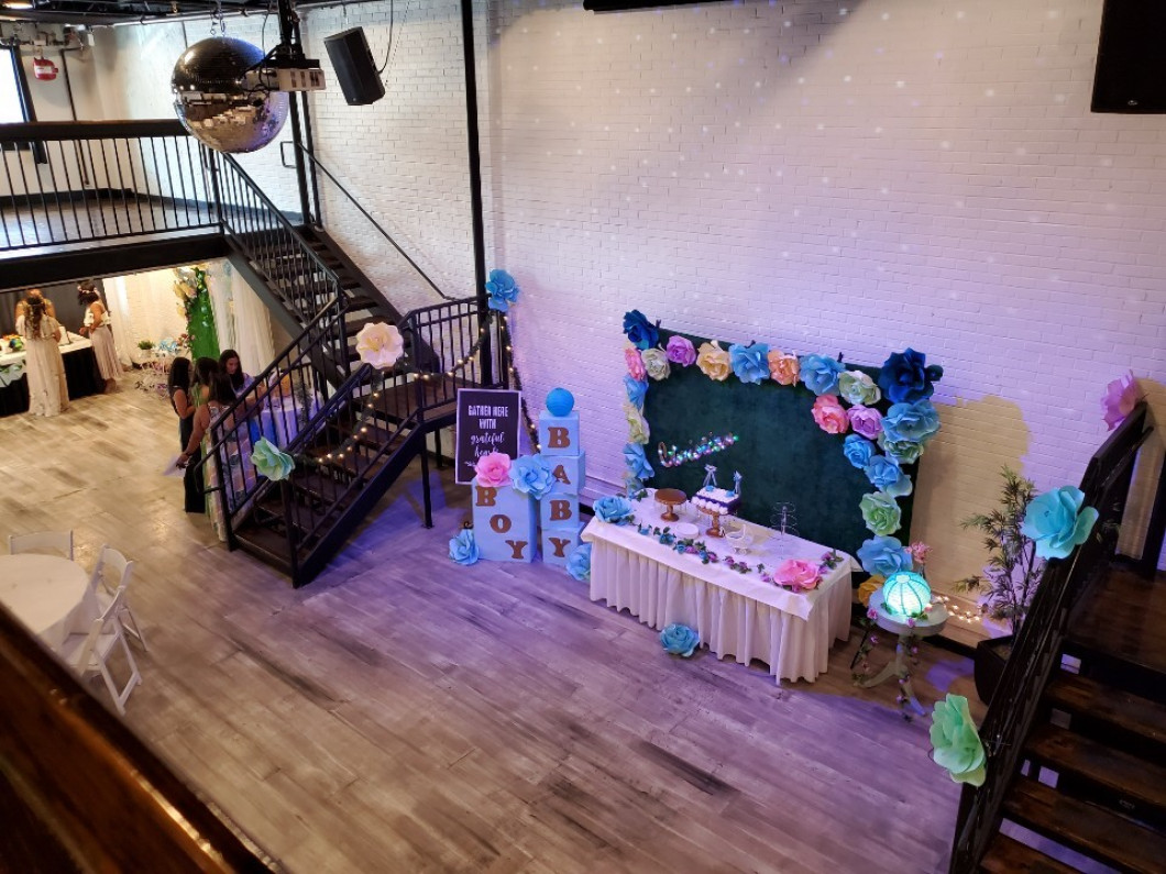 Celebrate Your New Bundle of Joy at Our Baby Shower Venue